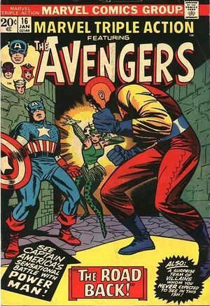 Marvel Triple Action Vol 1 16