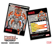 Monsters Unleashed poster 008