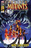 New Mutants War Children Vol 1 1