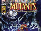 New Mutants: War Children Vol 1 1