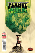 Planet Hulk Vol 1 1