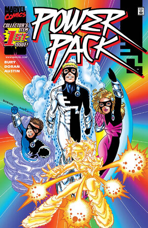 Power Pack Vol 2 1