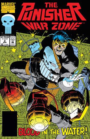 Punisher War Zone Vol 1 2