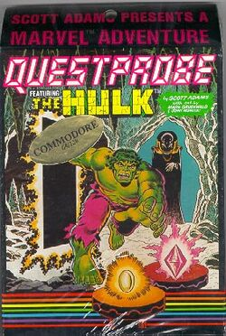 Questprobe The Hulk