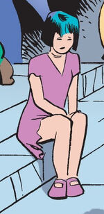 Raven LeBeau (Earth-1298) from Mutant X Vol 1 16 0002