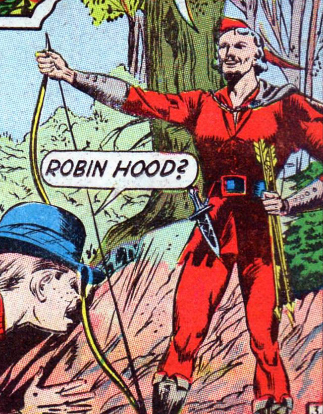 Robin Hood (Earth-616)  20ebca3ee5f5