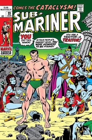 Sub-Mariner Vol 1 33