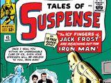 Tales of Suspense Vol 1 45