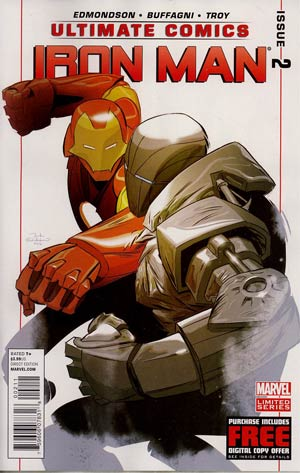 Ultimate Comics Iron Man Vol 1 2
