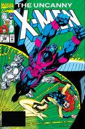 Uncanny X-Men Vol 1 286