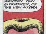 Werner von Strucker (Earth-616)