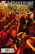 Wolverine Hercules Myths, Monsters & Mutants Vol 1 1
