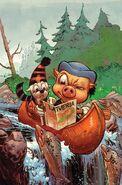Ziggy Pig-Silly Seal Comics Vol 2 1 Textless