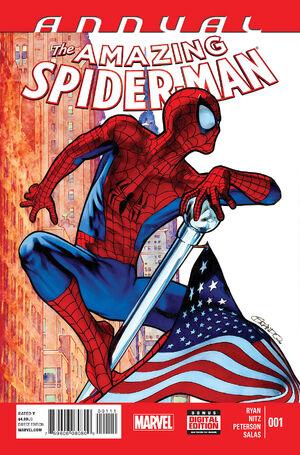 Amazing Spider-Man Annual Vol 2 1