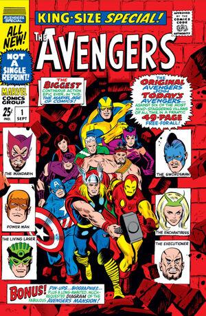Avengers Annual Vol 1 1