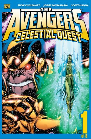 Avengers Celestial Quest Vol 1 1