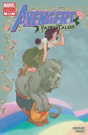 Avengers Fairy Tales Vol 1 4