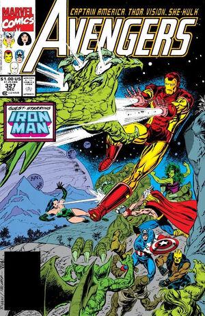 Avengers Vol 1 327