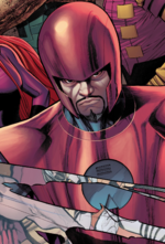 Bentley Wittman (Earth-66232) from Squadron Sinister Vol 1 2 001