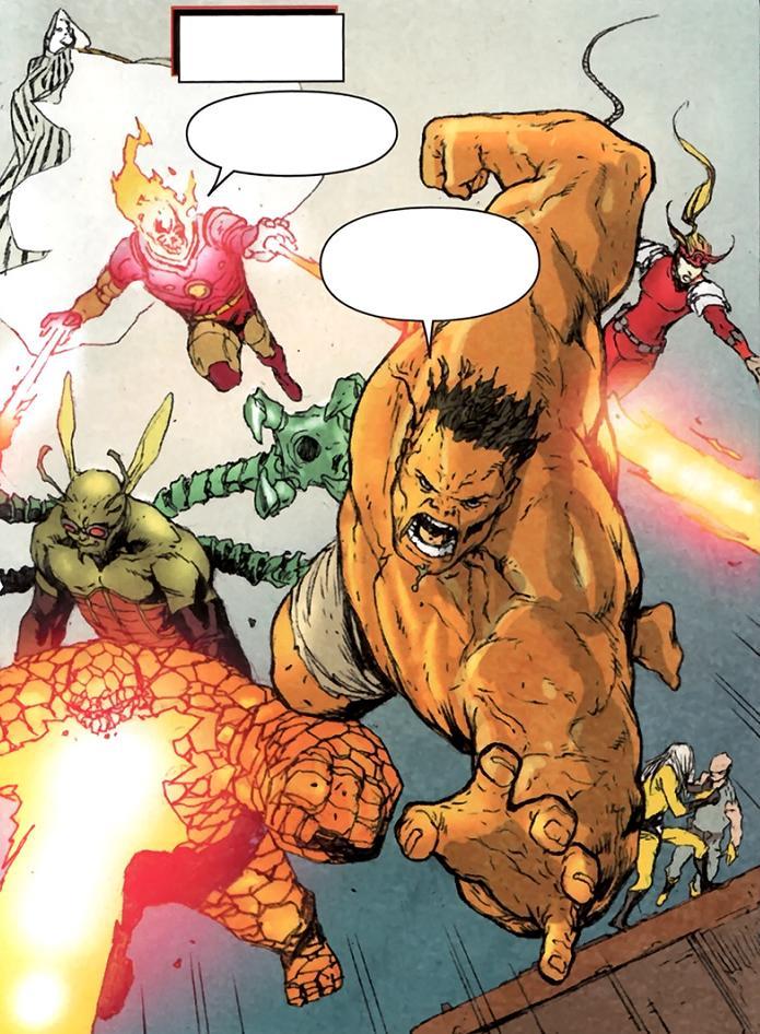 Orange Hulk Earth 295 Marvel Database Fandom Powered