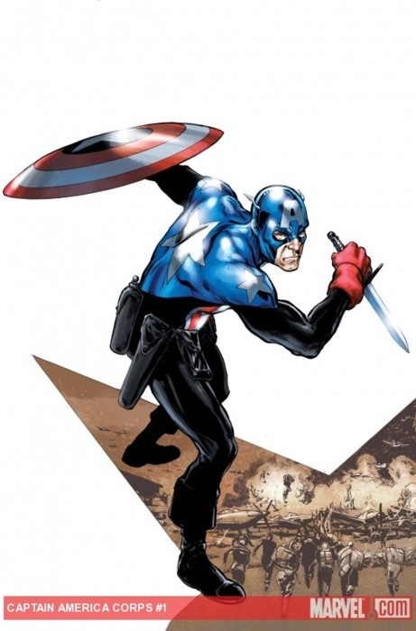 Captain America Corps Vol 1 1 Textless.jpg