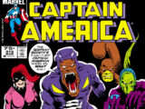 Captain America Vol 1 315