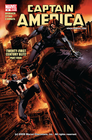 Captain America Vol 5 21