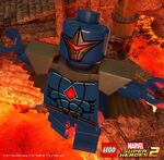 Christopher Powell (Earth-13122) from LEGO Marvel Super Heroes 2 001