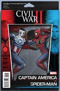 Civil War II Amazing Spider-Man Vol 1 1 Action Figure Variant