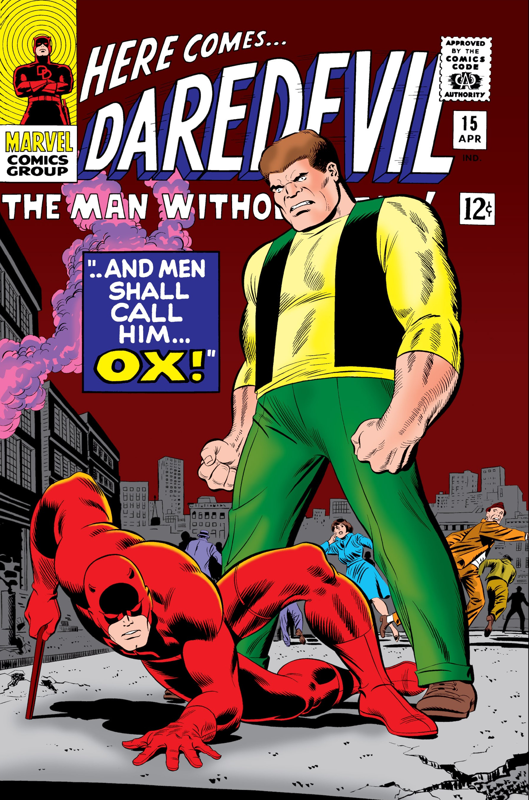 Daredevil Vol 1 15