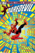 Daredevil Vol 1 186