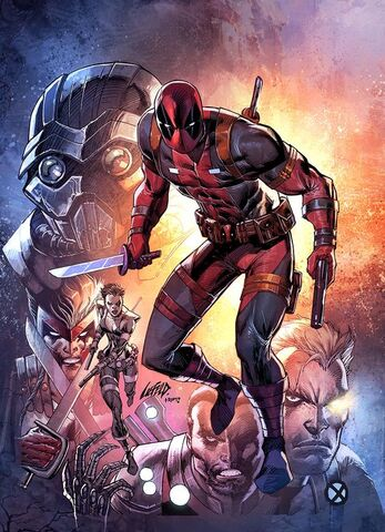 File:Deadpool Bad Blood Vol 1 1 Textless.jpg