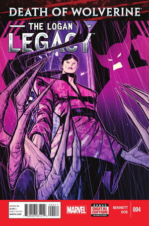 Death of Wolverine The Logan Legacy Vol 1 4