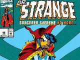 Doctor Strange, Sorcerer Supreme Vol 1 49
