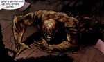 Dorrek VIII (Earth-2149) from Marvel Zombies Vs. Army of Darkness Vol 1 3 0001