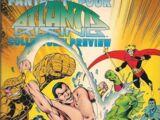 Fantastic Four: Atlantis Rising Collectors' Preview Vol 1 1