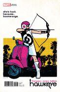 Hawkeye Vol 5 1 Aja Variant