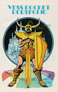 Heimdall (Earth-616) Pin-Up from Marvel Fanfare Vol 1 20 0001