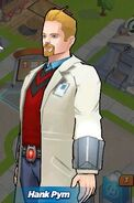 Henry Pym (Earth-TRN562) from Marvel Avengers Academy 002