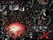Hive (Symbiotes) (Earth-616), Knull (Earth-616), and Klyntar (Location) from Absolute Carnage Vol 1 5 001