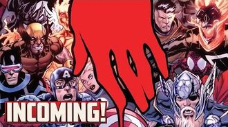 INCOMING! Official Trailer Marvel Comics