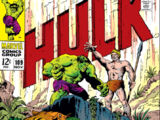 Incredible Hulk Vol 1 109