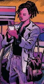 Jacqueline McGee (Earth-616) from Immortal Hulk Vol 1 1 001