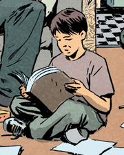 Jaime (Spain) (Earth-616) from Daredevil Vol 2 116 0001