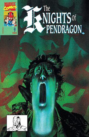 Knights of Pendragon Vol 1 9