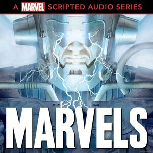 MARVELS Cover