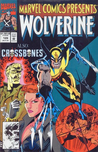 Marvel Comics Presents Vol 1 129