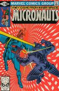 Micronauts Vol 1 27