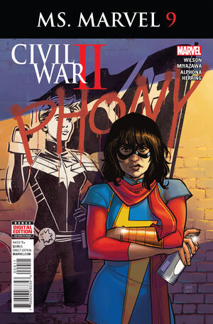 Ms. Marvel Vol 4 9