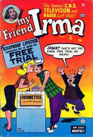 My Friend Irma Vol 1 30